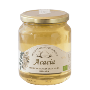 Miele di acacia biologico B
